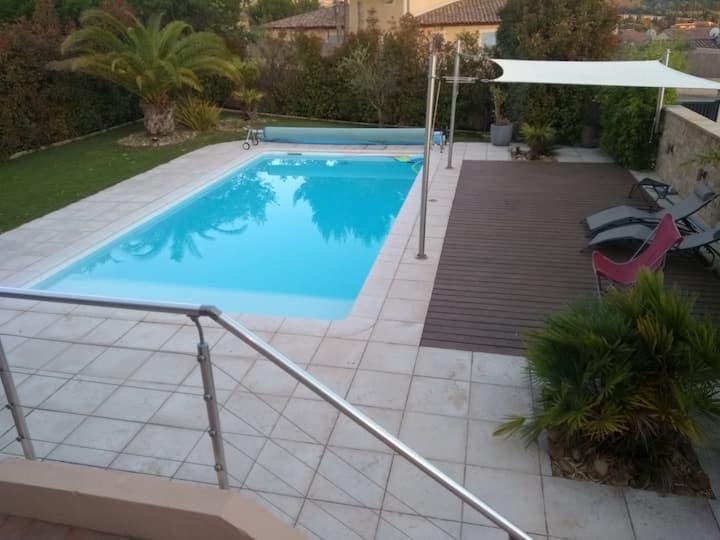 Studio indépendant en Provence