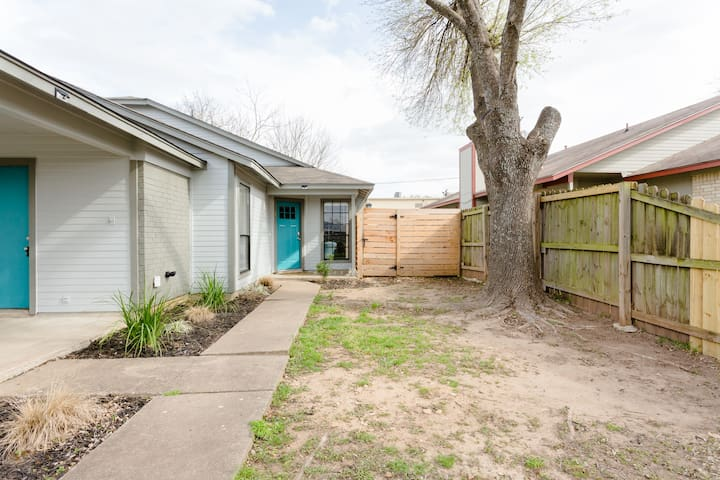 Recently Renovated Comfortable South Austin Home