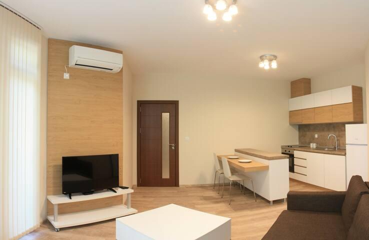 Apartment 6 Dom Izgrev Burgas