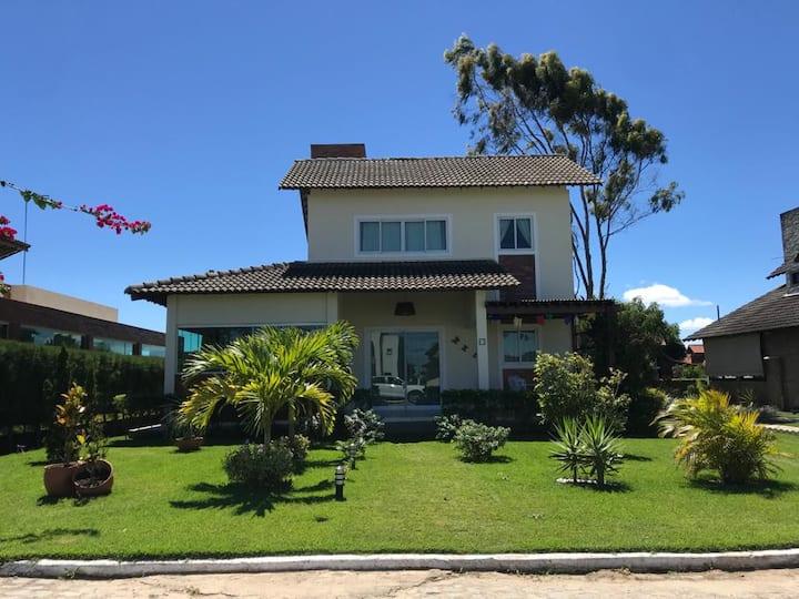 Casa de campo no Condomínio Águas da Serra