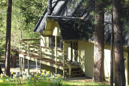 Yosemite Home Base - Groveland - Hus