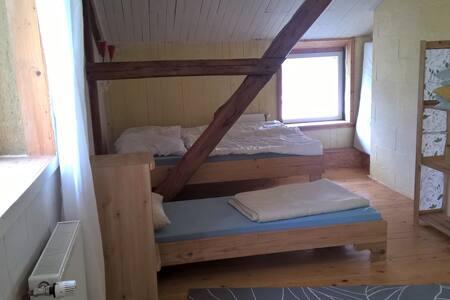 Großes Ferienzimmer nahe Meckl. Schweiz
