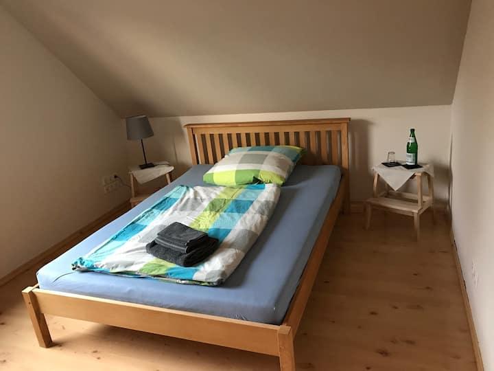 Zimmer Wüste im ruhigem großem Haus