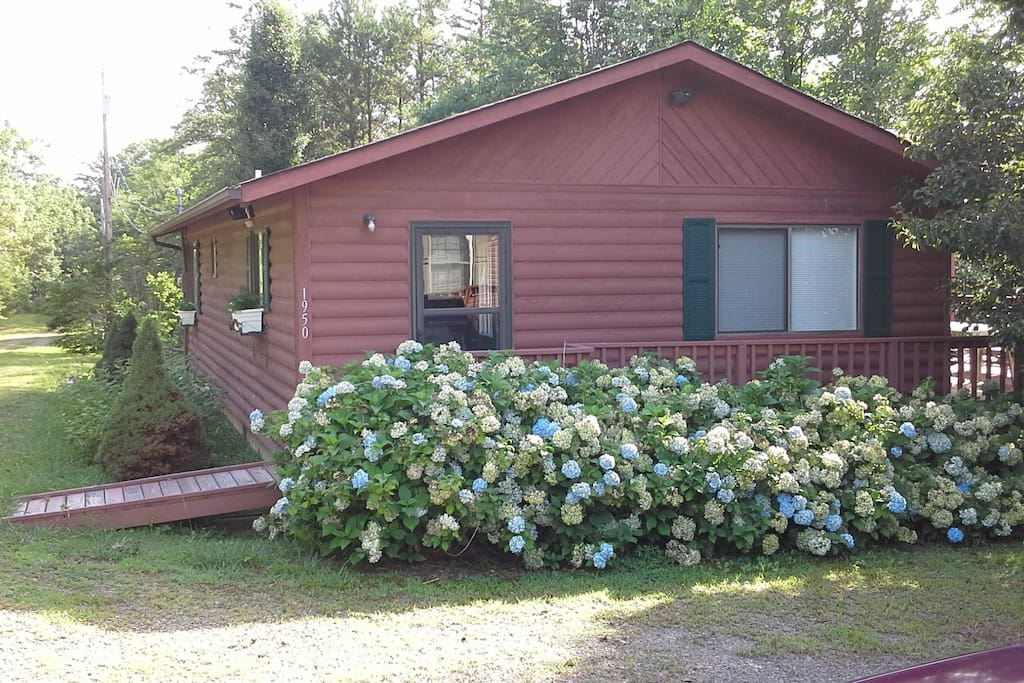 Cozy 2 Bedroom With A Great View Cabins For Rent In