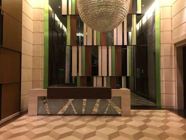 豪华双人房 - Guangzhou - Apartamento