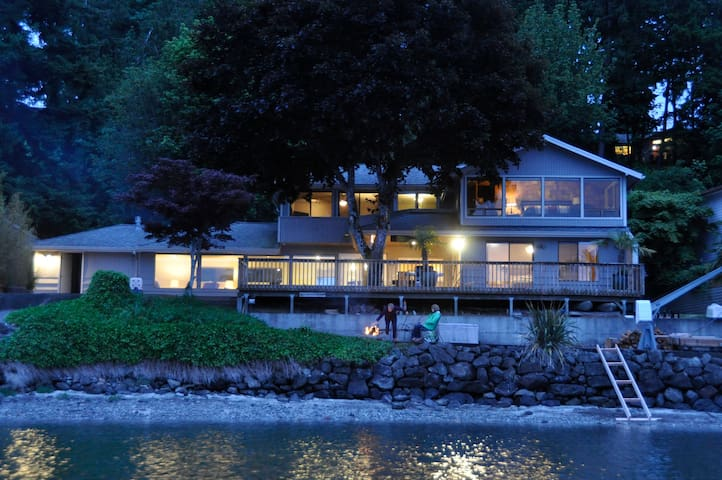 Waterfront Retreat for Sunset Lover - Bremerton - Dom