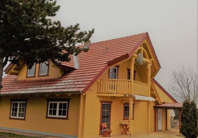 Carpatia house