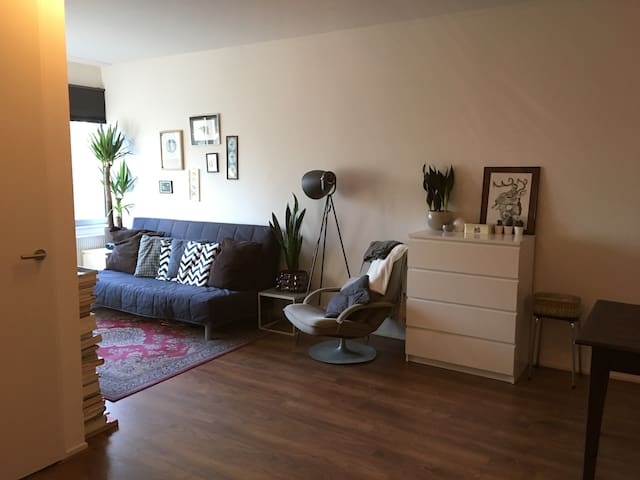 Quiet, modern apartment + free parking - Utrecht - Apartment