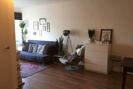 Quiet, modern apartment + free parking - Utrecht - Lägenhet