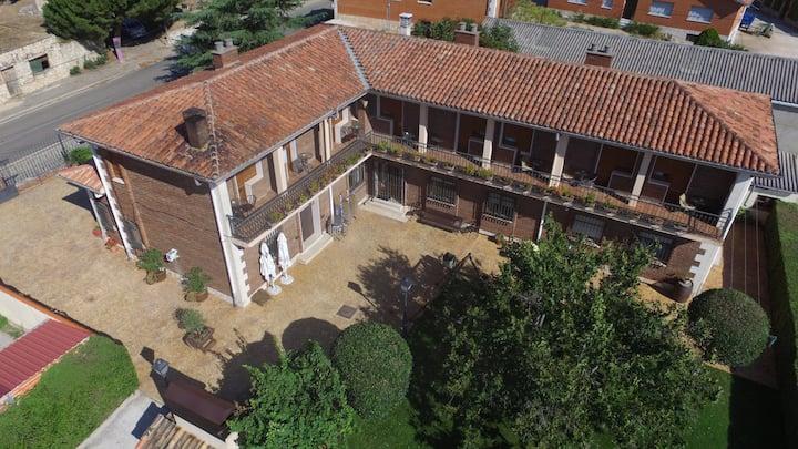 Gran Casa Rural en el corazón de Ribera del Duero