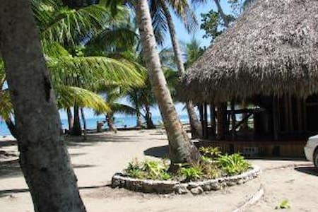 Villa sur une plage sauvage en Rép. dominicaine - Villa Magante
