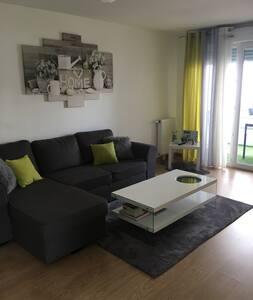 Appartement proche de Paris avec balcon