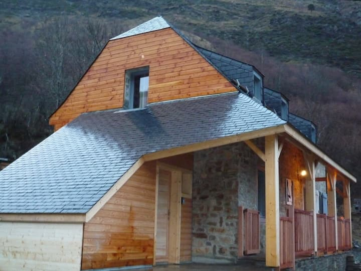 """CHALET 10 pers. """"ST LARY"""""""