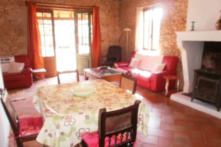 Characterful 2 bedroom stone cottage w/POOL/WIFI - Nogaro - 獨棟