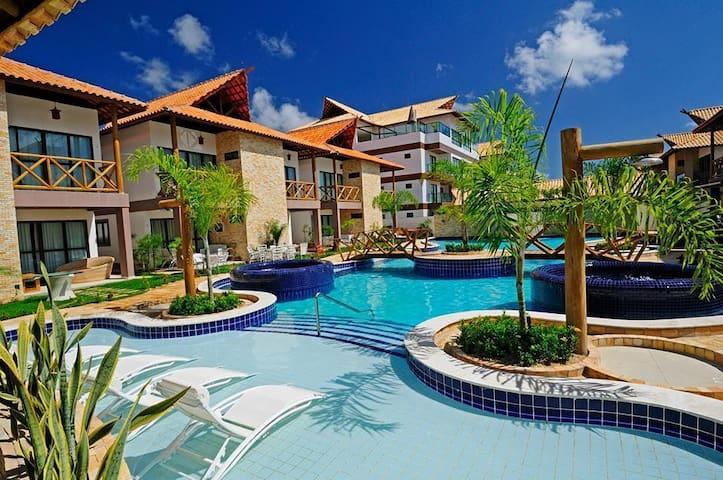 Bangalô com 4 Suites em Camboinha - Cabedelo - Huis