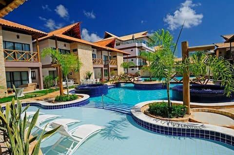 Resort Style Recreation Area Bungalow