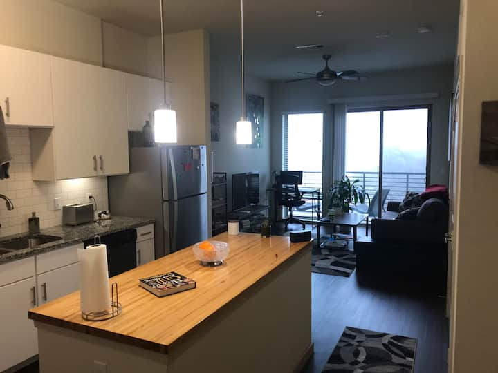 Furnished 1 bed/1 bath Apt in Brentwood