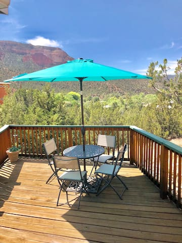 Jemez Canyon View Retreat