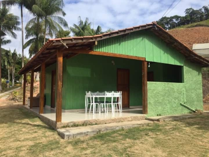 Casa Sítio Floresta
