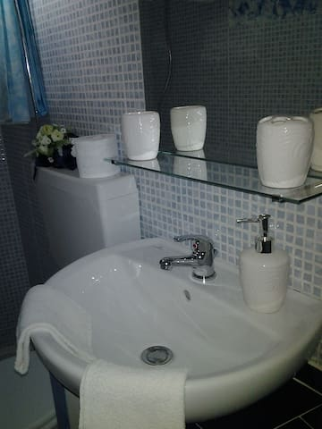 WC e lavabo