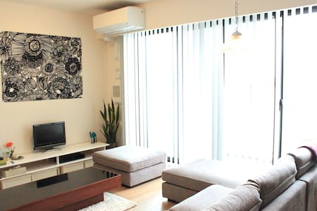5min Shinsaibashi★5star flat for solo travelers - Appartement