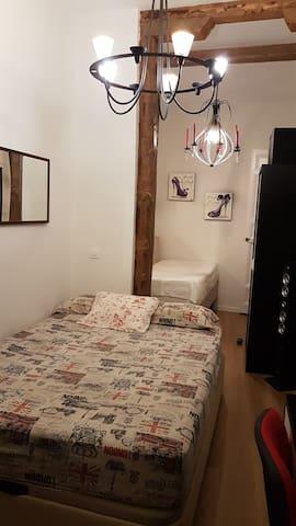 Habitación tipo Suite  Centro de Madrid - Chueca