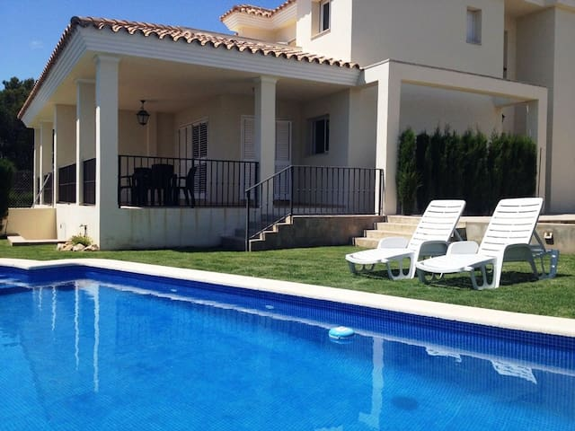 Villa Llevant With Private Swimming Pool