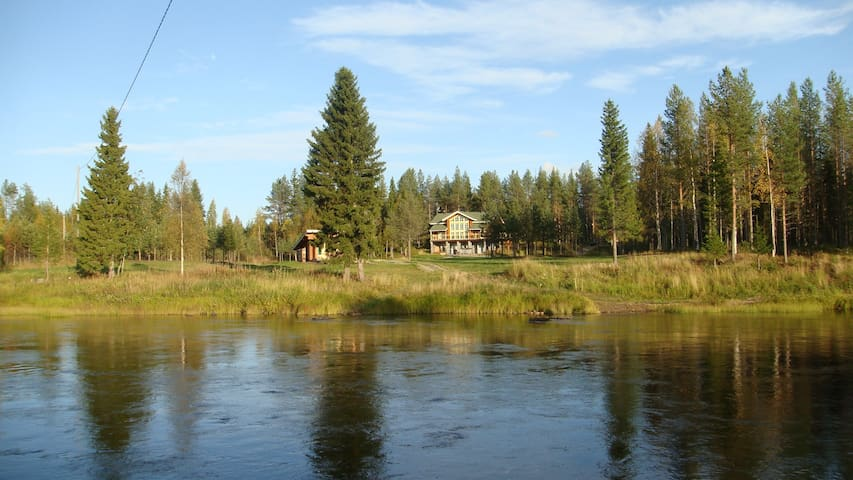 Niksula on Simojoki River
