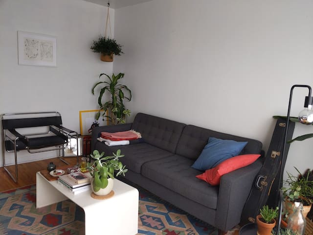MILE END - 1 bedroom - Lumineux appartement