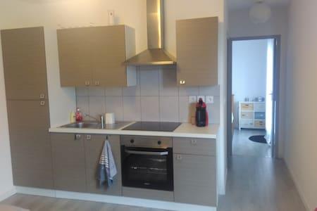 Appartement rénové avec terrasse 4P - Font-Romeu-Odeillo-Via - Apartmen
