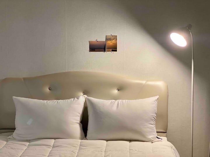 원주초이 : 아담하고 깔끔한 방 (201)