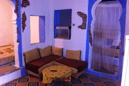 Adorable house in chef chauen city center - Chefchaouen - บ้าน