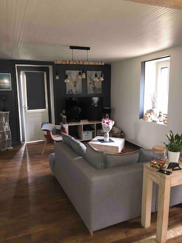 Chambre double paisible