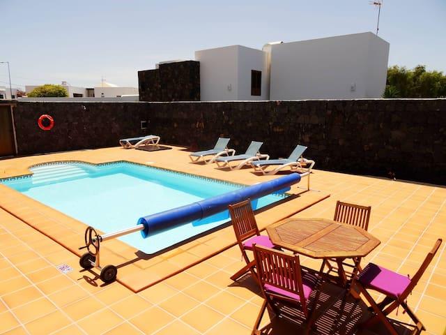 Villa Conchy mit privatem Swimming Pool in Macher