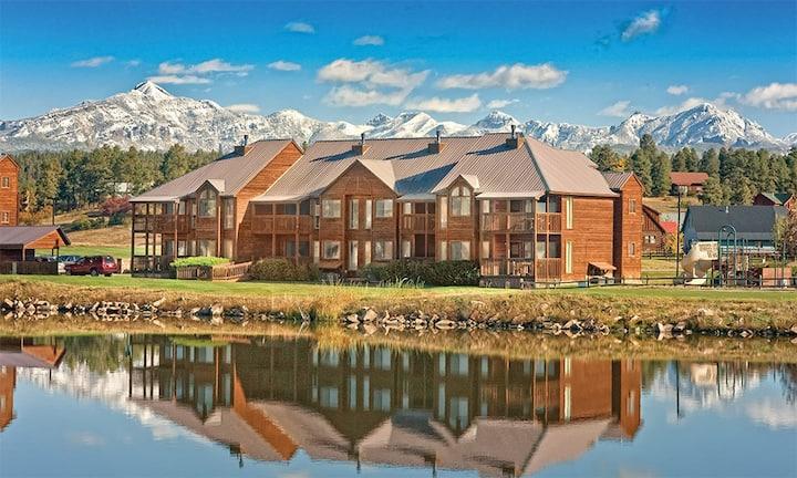 2 Bedroom Wyndham Pagosa Springs, Colorado