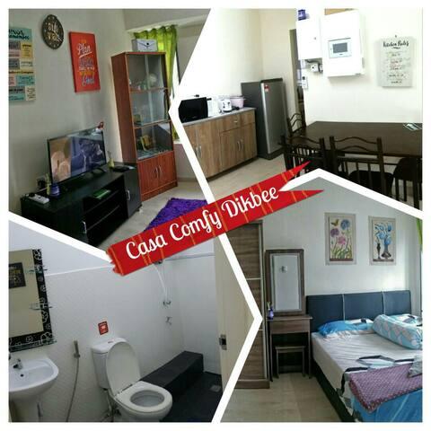 Casa Comfy Dikbee