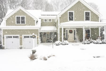 Beautiful Home In Quaint New England Village - Holliston