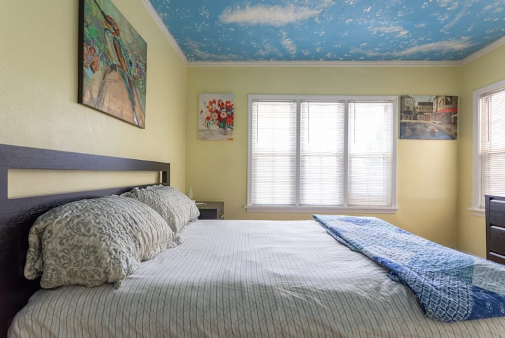 Quiet 3-bedroom single house