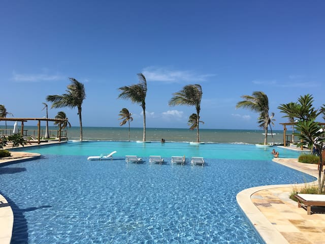 Beautiful Apartment in the Land of Kitesurf! - Cumbuco - Appartement