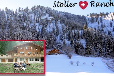 Stollerheart Ranch , Eiger  room