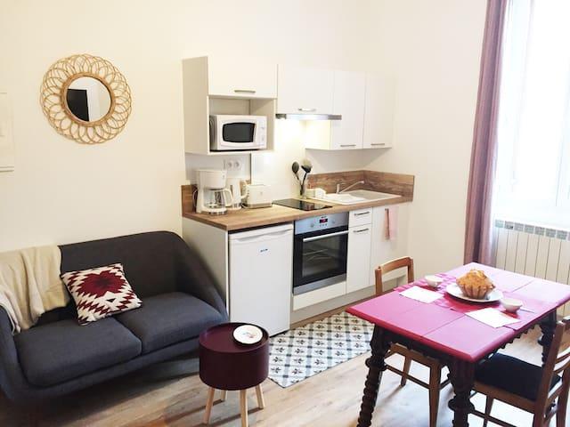 """Appartement (Studio) """"PRUNE"""" - Maison Fournier"""