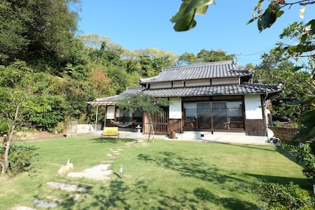 OMISHIMA-SPACE/middle of Shimanami Kaido