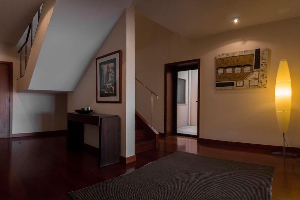Hall Sala / Cozinha