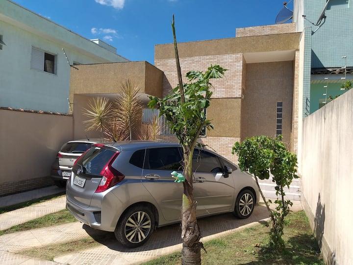 1 Suite-p/até 4 hóspedes em ampla casa-Bertioga