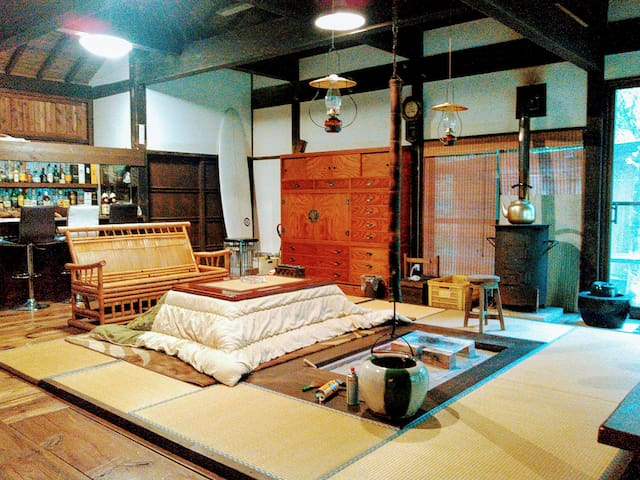 旅の宿 きなり travellers house kinari