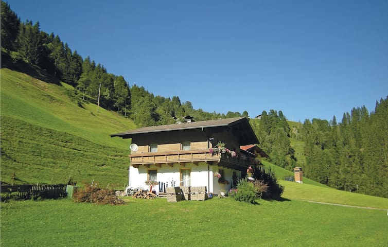 Holiday apartment with 2 bedrooms on 49m² in Mühlbach