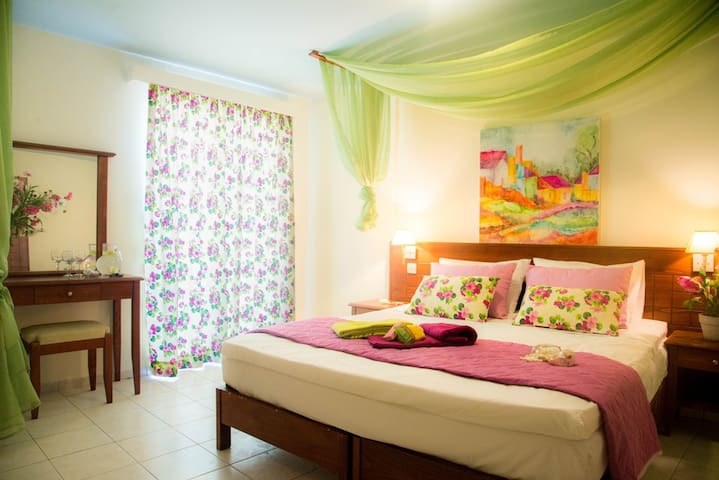 Double/Twin Room (BB), inside Philoxenia Hotel