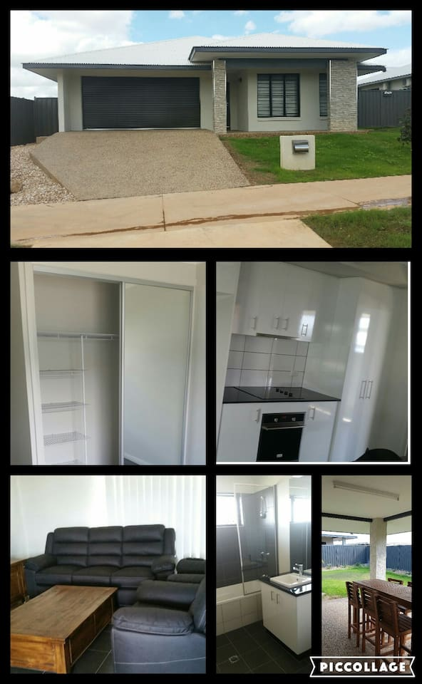 1 furnished room and 1 unfurnished room available