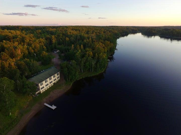 Hanging Horn Lakeside Resort Cabin #12