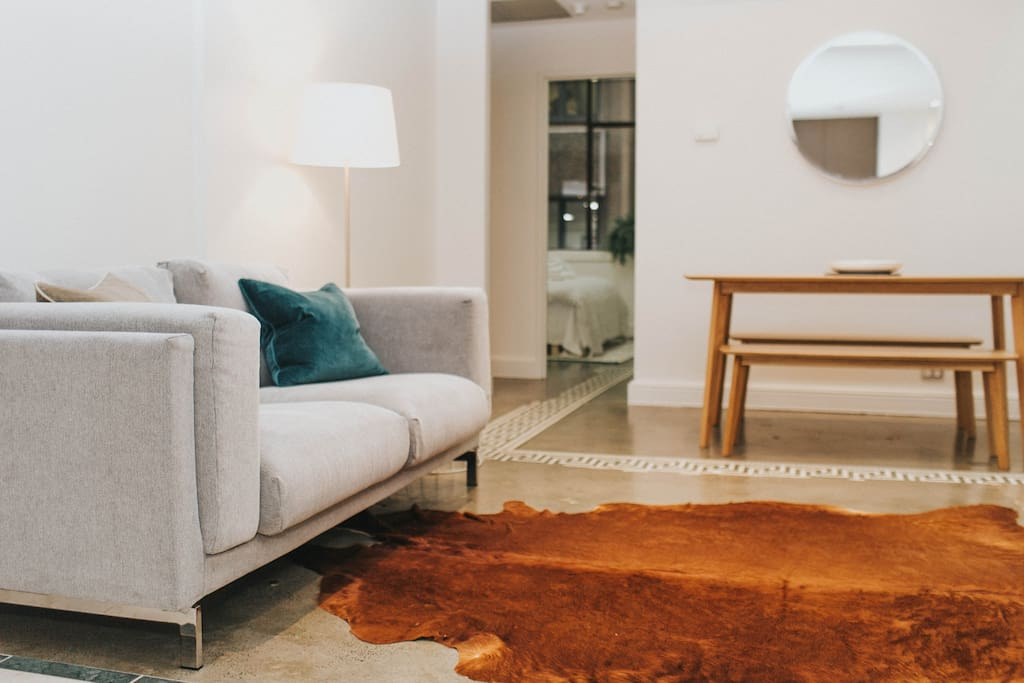Appartement de 2 chambres dans le cbd de sydney - Appartement circulaire sydney en australie ...
